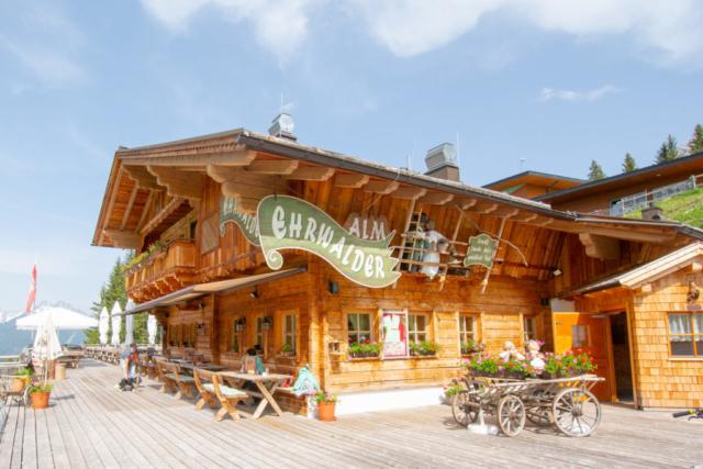 Bergrestaurant Ehrwalder Alm